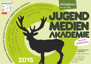 Jugendmedienakademie 2015